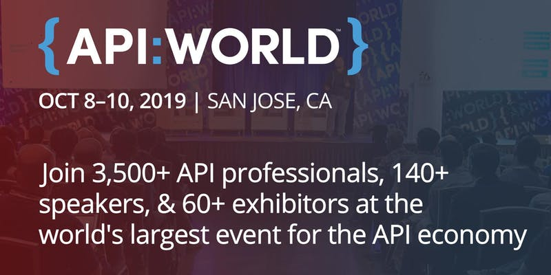 Expo – API World